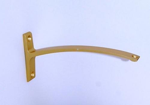 Auksinė dvugaba kojelė 18cm