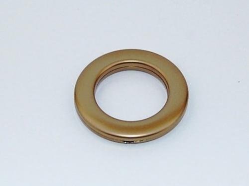 Sendinto aukso kalamas žiedas 55