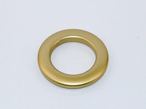 Matinio aukso kalamas žiedas 55