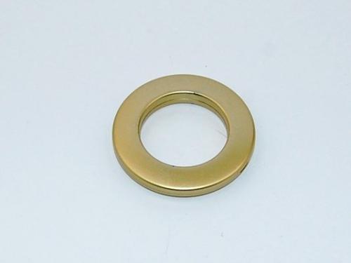 Matinio aukso kalamas žiedas 45