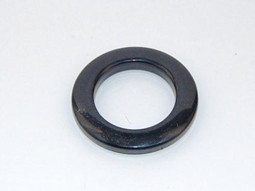 Juodas kalmas žiedas 55